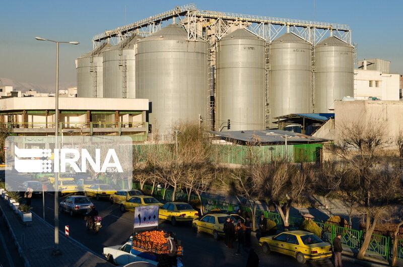 خبرنگاران شتاب سیلوسازی در کارخانه های آرد مازندران