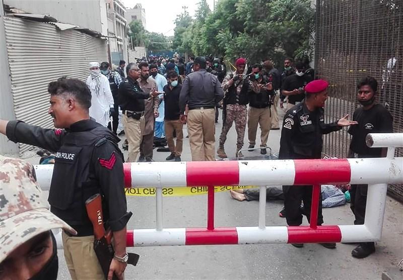 پاکستان: دست داشتن سازمان اطلاعات هند در حمله تروریستی کراچی آشکار است