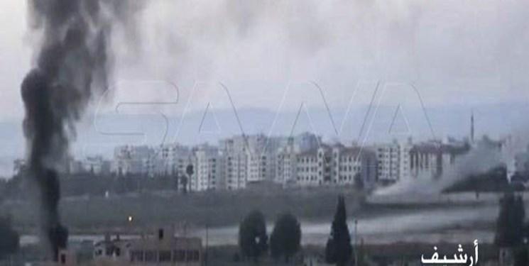 حمله توپخانه ای ارتش ترکیه به مناطق امن شمال شرق سوریه