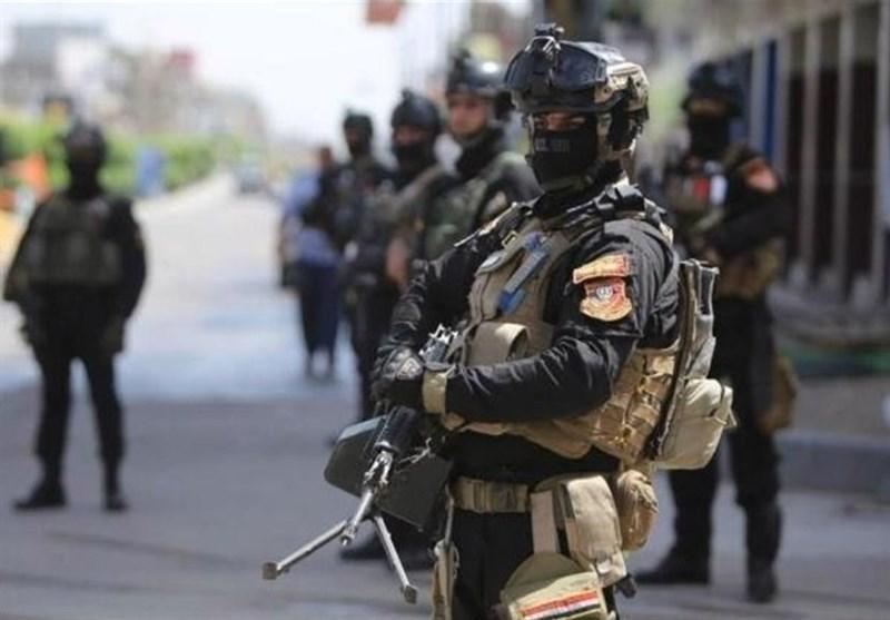 عراق، هلاکت یک تروریست انتحاری در شمال بغداد