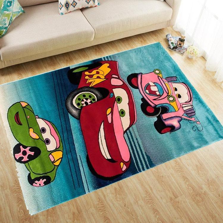 نکات مهم هنگام خرید فرش اتاق کودک از نگاه آدرس