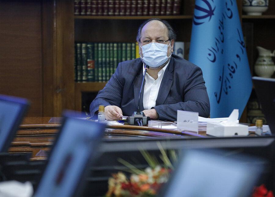 اظهارات جدید وزیر کار درباره همسان سازی حقوق بازنشستگان