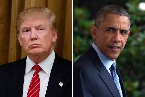 ترامپ: دولت اوباما-بایدن فاسدترین دولت در تاریخ است