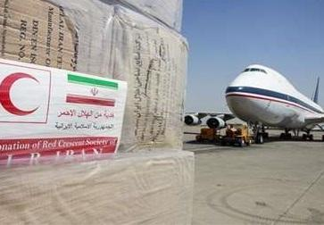 45 میلیون تن محموله یاری های بشردوستانه به لبنان ارسال شد