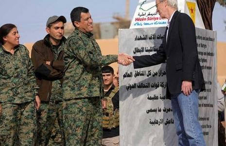 واکنش دمشق به توافق نفتی شرکت آمریکایی و شبه نظامیان کُرد