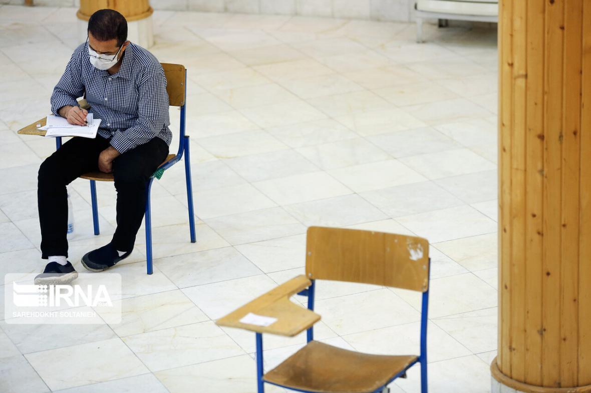خبرنگاران وزارت بهداشت از رعایت حداکثری پروتکل های بهداشتی در برگزاری کنکور اطلاع داد