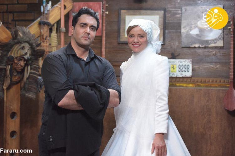 هولیا دیکن بازیگر زن ترک در ایران؛ تمجید هولی دیکن از ایران زیر برج آزادی