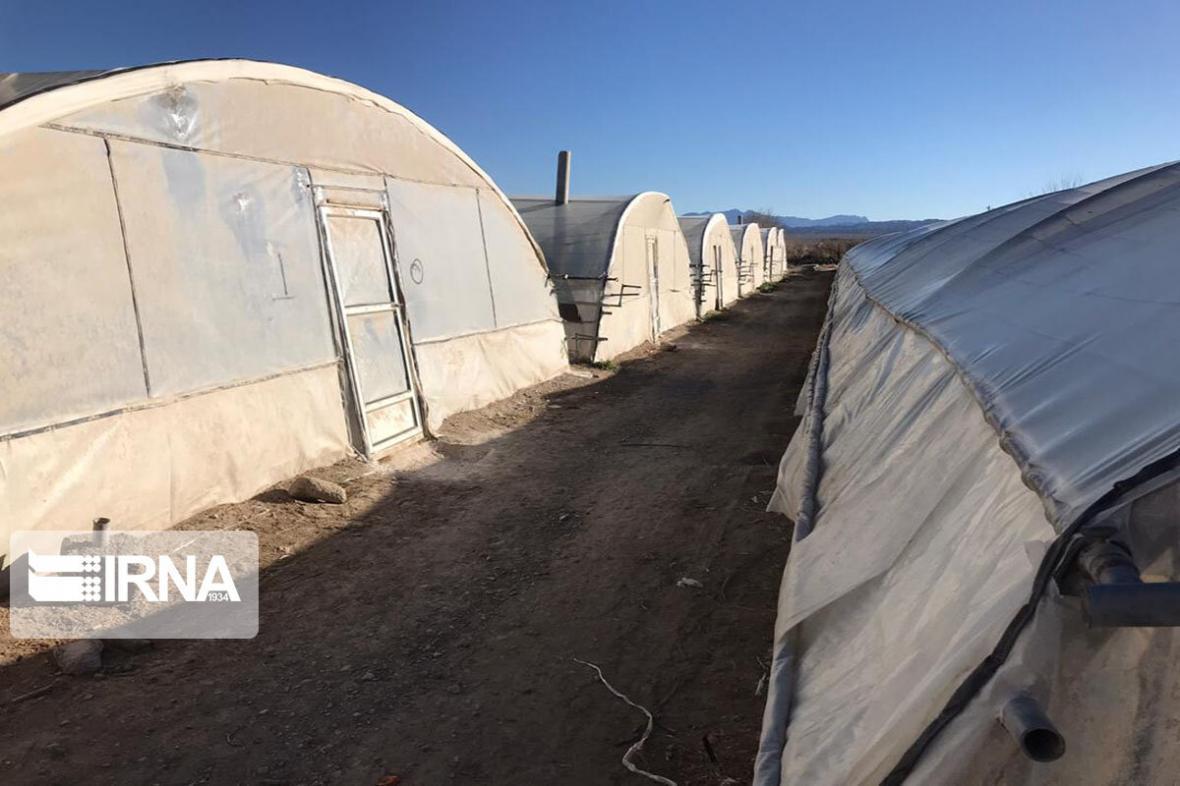 خبرنگاران 20 هکتار از اراضی شهرک گلخانه ای نودهک خلع ید شد