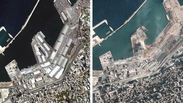 گسترش دامنه تحقیقات فضایی درباره انفجار بیروت
