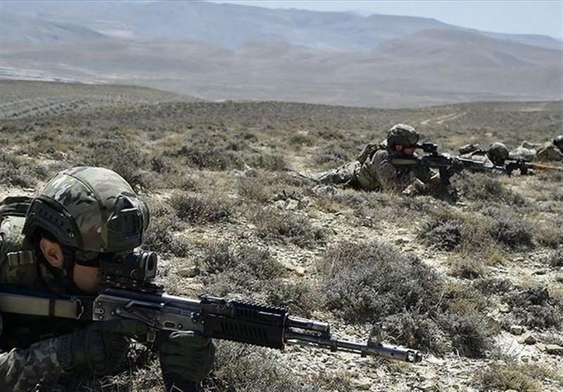 مشارکت نیروهای ویژه در رزمایش مشترک ترکیه و آذربایجان