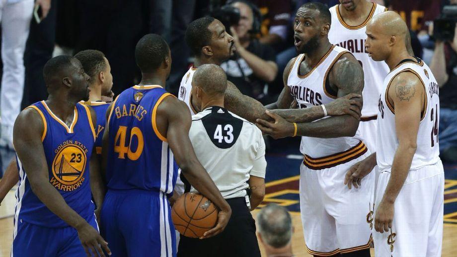شکست تیم های مدعی در ملاقات های NBA