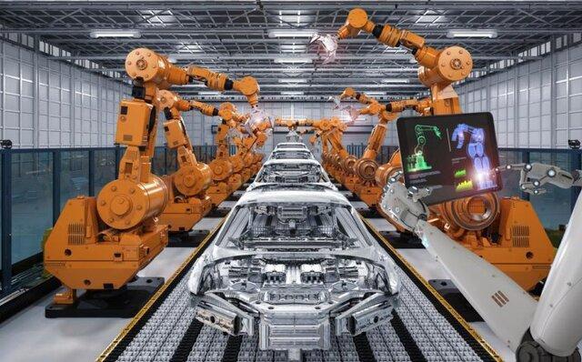 تهدید سایبری در کمین روبات های صنعتی