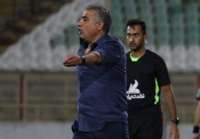 الهامی: تیمی که تا مرحله نیمه نهایی جام حذفی آمده ضعیف نیست، امیدوارم فردا حق به حقدار برسد