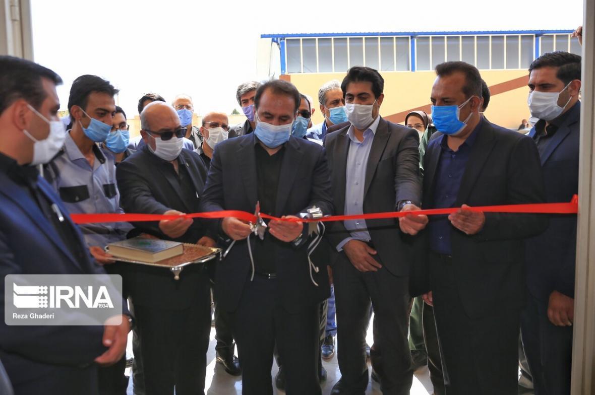 خبرنگاران سه واحد صنعتی و تولیدی در شهرک صنعتی شیراز به بهره برداری رسید