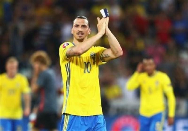 زلاتان به جنجال هافبک یوونتوس در اردوی تیم ملی سوئد دامن زد