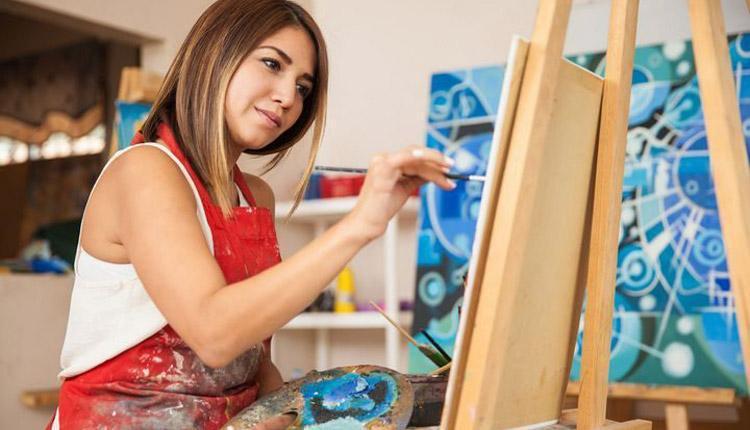 آشنایی با فواید نقاشی بر سلامت جسم و روح