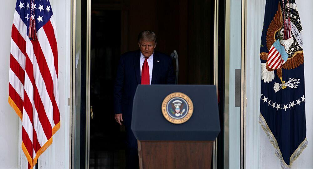 ترامپ سران پنتاگون را به جنگ افروزی متهم کرد