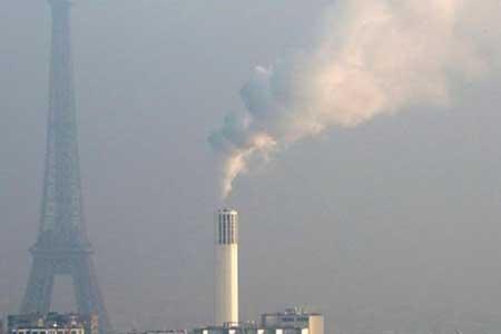 کرونا هم حریف آلودگی هوا نشد
