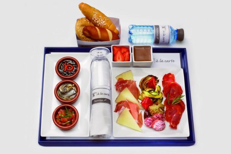 هر آنچه درباره غذای هواپیما باید بدانید