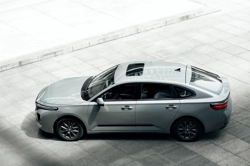 قیمت این خودروی جذاب 8هزار دلار است، تصاویری دیدنی از بائوجون RC-5 محصول جدید از جنرال موتورز چین