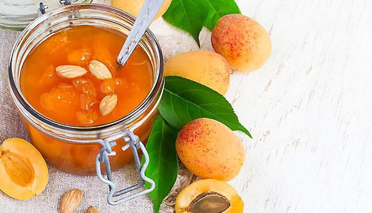 طرز تهیه مربای زردآلو از زردآلوی تازه و خشک (قیسی)