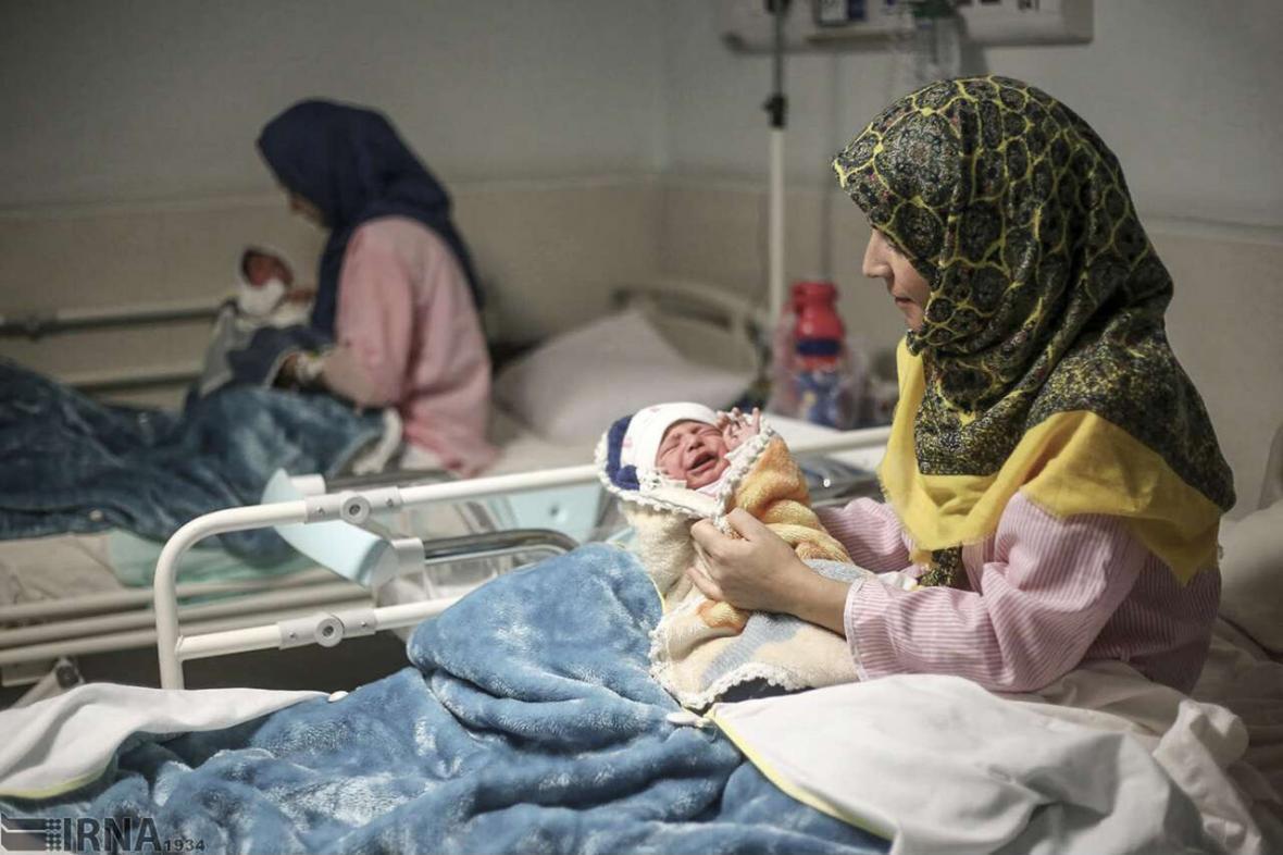 خبرنگاران آمار ولادت در ایلام 14.3 درصد کاهش یافت