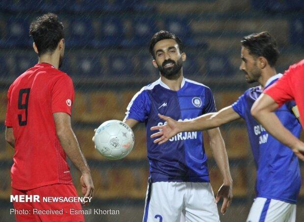 تساوی بدون گل سیرجانی ها با فولاد خوزستان