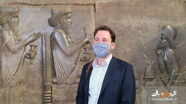تاکید بر توسعه همکاری موزه های ایران و آلمان