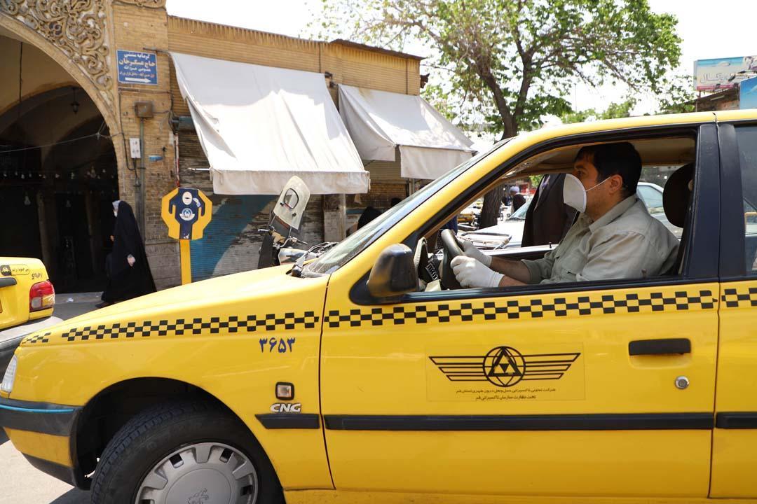 بارکد واحد برای پرداخت اینترنتی کرایه تاکسی اجرایی شد