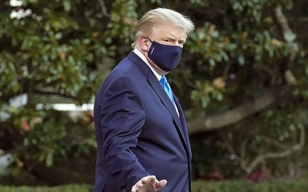 بیشتر آمریکایی ها ترامپ را مسئول شیوع کرونا در کاخ سفید می دانند