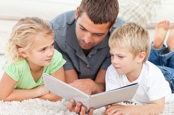 کاهش اضطراب بچه ها با قصه درمانی