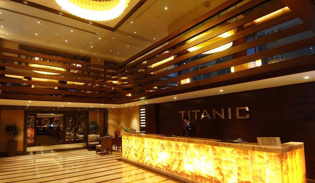 معرفی هتل Titanic City استانبول