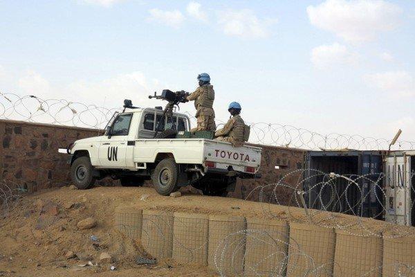 کشته شدن یک نیروی حافظ صلح سازمان ملل در اقتصادی