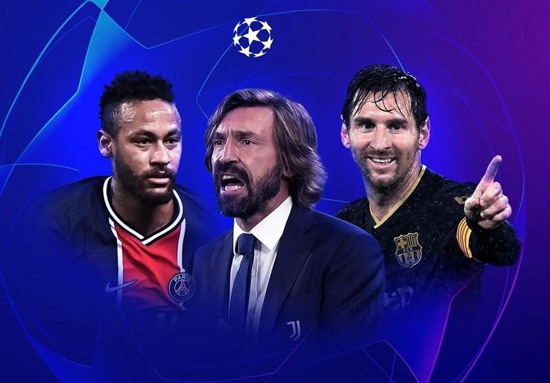 لیگ قهرمانان اروپا، پذیرایی پاری سن ژرمن از منچستریونایتد با انگیزه انتقام، گام اول بارسلونا برای اعاده حیثیت