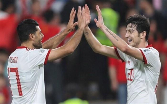 رده بندی جدید فیفا؛ برد محبت آمیز برای تیم ملی ایران پاداش داشت