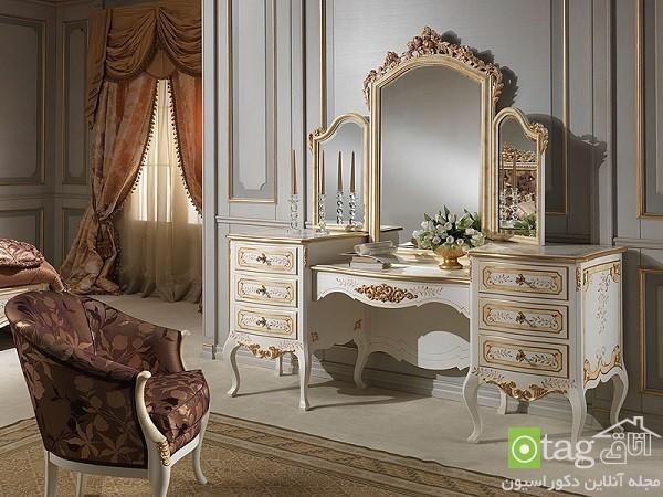 انواع مدل میز آرایش در اتاق خواب و راهنمای خرید ، عکس