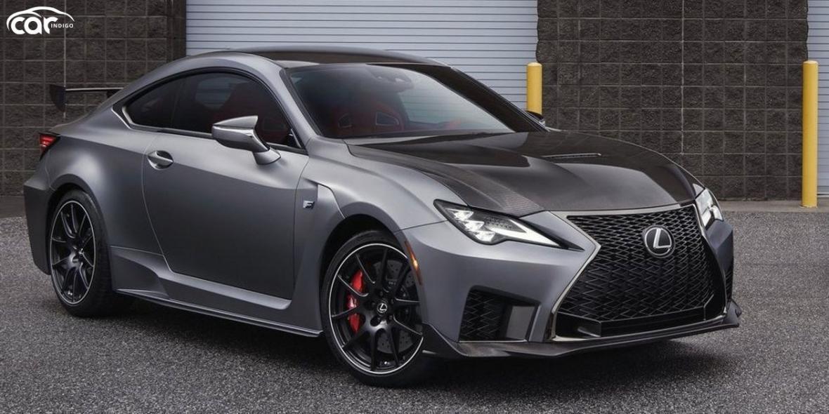 طراحی جدید برای Lexus RC 2021 معرفی گردید