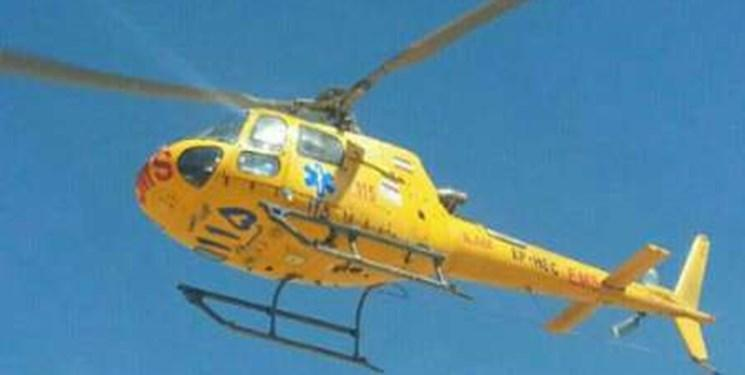 افزایش خدمات اورژانس هوایی در جنوب پایتخت