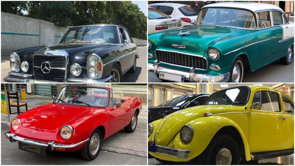 ماشین بازها حتما بخوانند؛ کلاسیک ها در بازار چند؟