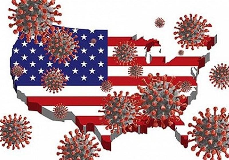 موارد جدید ابتلا به کرونا در آمریکا به بیش از 129هزار نفر در یک روز رسید