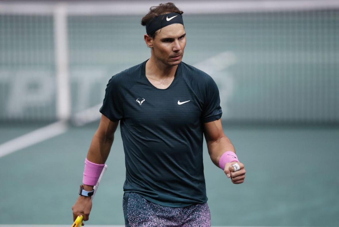 رافائل نادال: از فوتبال بیشتر از تنیس لذت می بردم