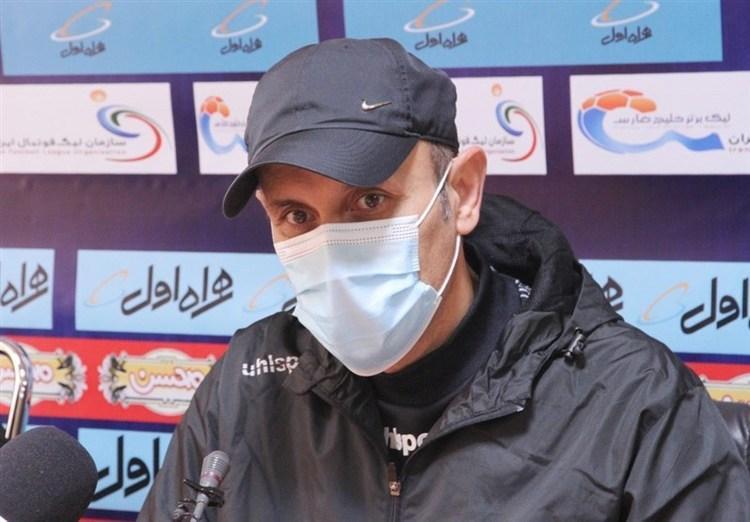 گل&zwnjمحمدی: هر حریفی در فینال لیگ قهرمانان آسیا قوی است