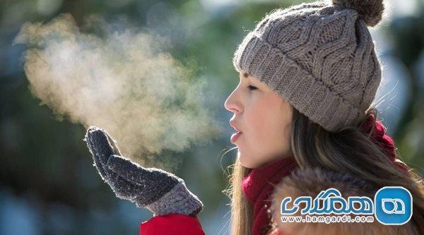 7 اتفاقی که در زمستان برای بدن رخ می دهد