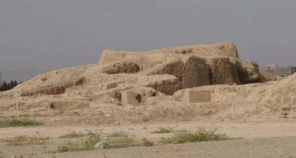 طرح تعیین حریم و بهسازی محیط تپه تاریخی مافینآباد اجرا میشود