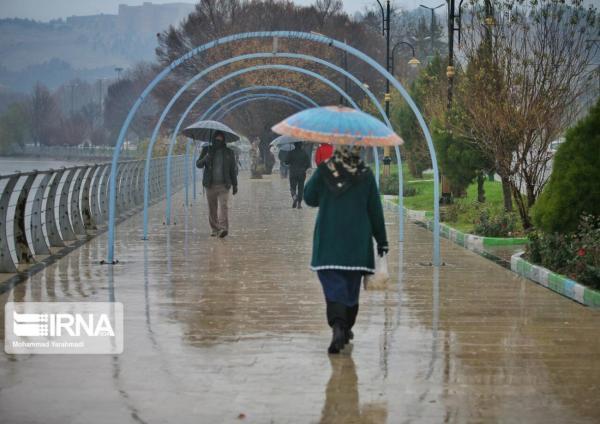 خبرنگاران نیمی از کشور تا دو روز آینده بارانی است