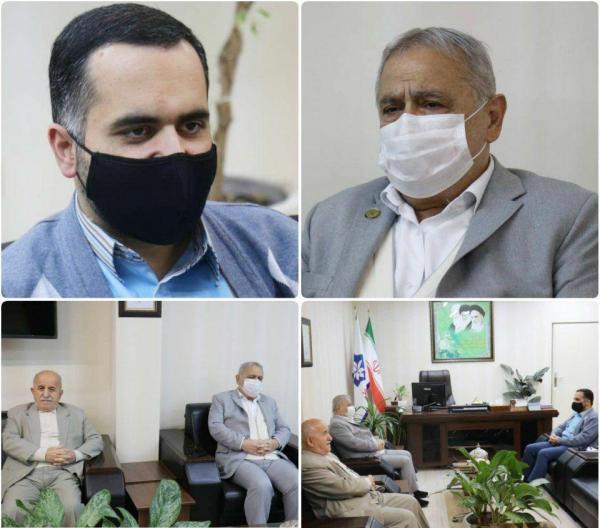 حمایت بازار شهرستان از اقدامات عمرانی سید مجتبی حکیم شهردار بابل