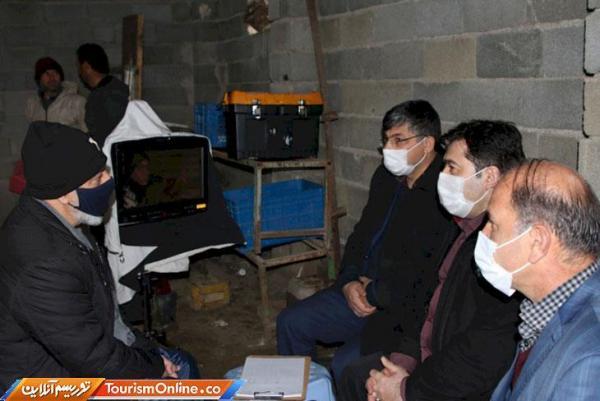 سریال جاذبه های گردشگری استان اردبیل تولید می شود
