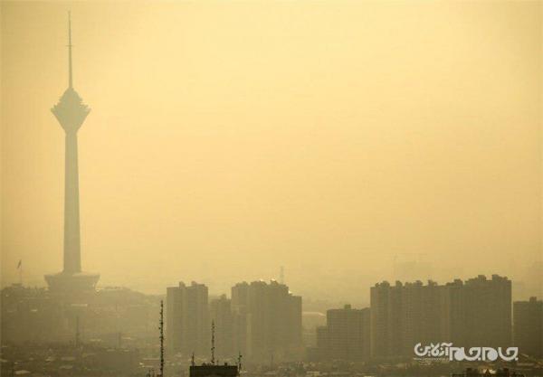 آلودگی هوا و تاثیر آن بر شیوع گسترده تر ویروس کرونا