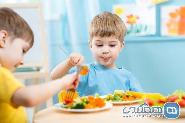 رژیم غذایی مفید برای بچه ها مبتلا به اوتیسم