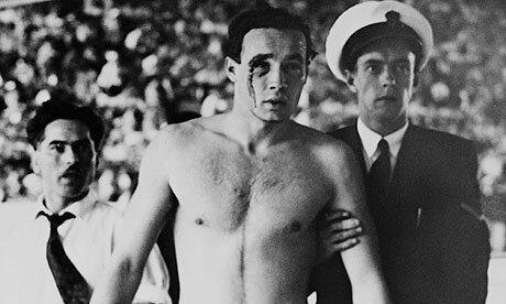 تبدیل شدن مسابقه واترپلو به رینگ خونین در المپیک 1956
